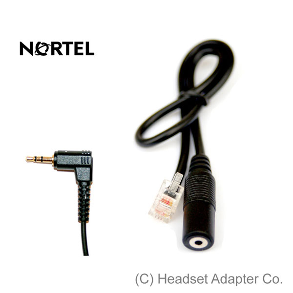 Nortel IP Phone - Mobile Headset Adapter